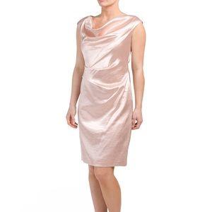 NEW Beautiful blush dress- NWT!
